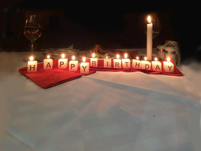Regali per il compleanno della fidanzata