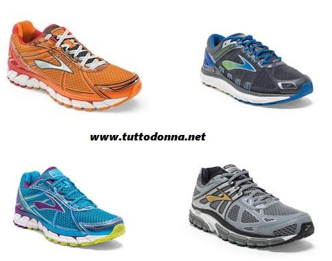 606d26ef724bb Scarpe Brooks running  un leader nella produzione di scarpe per ...