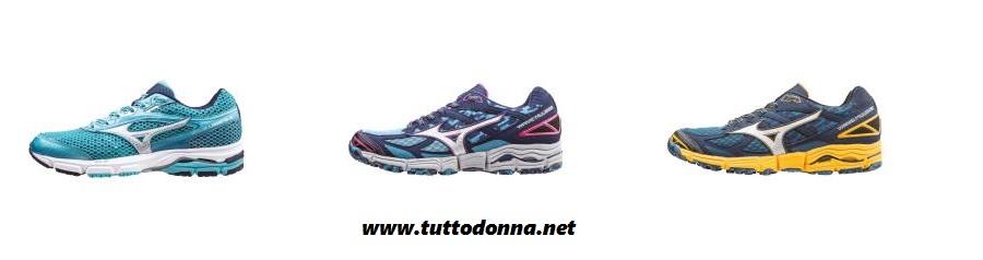 outlet store b095b 68477 Scarpe Mizuno running: modelli migliori per la vostra corsa ...